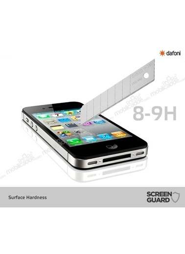 iPhone 4 Tempered Glass Çizilmez Cam Ekran Koruyucu -Kingshark
